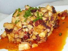 Dalla cucina portoghese una fresca insalata di polpo | Ricette di ButtaLaPasta