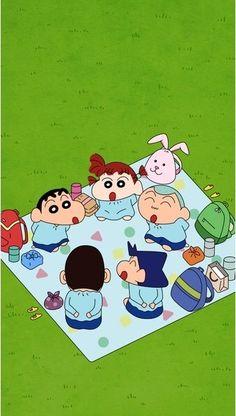 Shinchan and his friends Sinchan Wallpaper, Cartoon Wallpaper Iphone, Cute Cartoon Wallpapers, Kawaii Wallpaper, Iphone Wallpapers, Sinchan Cartoon, Cute Cartoon Characters, Best Cartoons Ever, Cool Cartoons