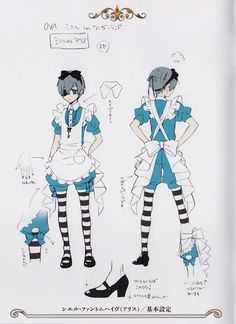 black butler ciel in wonderland - Google Search