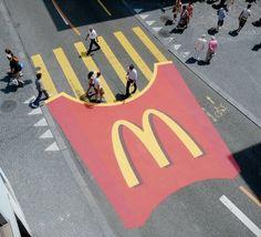 #advertisement #mcdonald