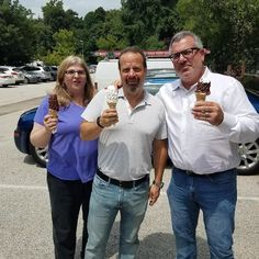 Friday ice cream on Mike! of the executive leadership team (we'll see you next week Cari) enjoying some cones. Next Week, Tgif, Icecream, Leadership, Friday, Marketing, Couple Photos, Instagram Posts, Couple Shots