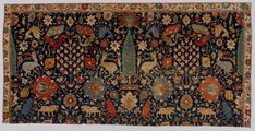 Portion of a Carpet | Cleveland Museum of Art