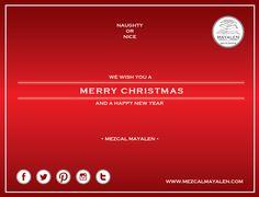 Happy Holidays from all of us at Mezcal Mayalen!