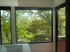 Somfy battery operated motorized roller shades in Austin TX. http://www.bestmotorizedshades.com