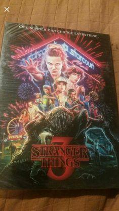 stranger things season 3 dvd on Mercari Faia, Fun Fair, One Summer, Stranger Things, Movie Posters, Painting, Audio, Strange Things, Film Poster