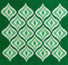 ... bargello needlepoint pattern | Needlepoint Bargello | Pin