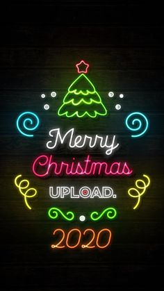 Reach your #customers, #friends and #family with simple, professional #content on time-sensitive topics, such as #Christmas, to attract traffic to your #business. This simple video animation can be created in various formats and shared to all social media platforms such as #Facebook, #Instagram, #Twitter and #LinkedIn, and also shared to Instagram and Facebook Stories. #Xmas #tree in bright #neon #lights with wooden boards in the #background. Simple, elegant #design. Business Marketing, Media Marketing, Neon Crafts, Social Media Page Design, Christmas Crafts, Merry Christmas, Wooden Boards, Neon Party, Instagram Story Ideas