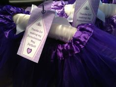Our New Purplicious Tutu Party is almost here! You know we will introduce it with a Great Deal.