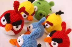 Angry birds, happy boy - must make!