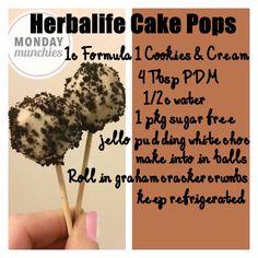 Herbalife Meal Plan, Herbalife Protein, Herbalife Shake Recipes, Herbalife Nutrition, Herbal Life Shakes, Nutrition Club, Healthy Cookie Recipes, Healthy Shakes, Bariatric Recipes