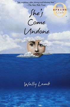 I think She's Come Undone will never be replaced as my favorite book. I never re-read a book so I don't remember everything about this one. I just remember being complete enamored with the characters. This book started my love affair for Wally Lamb's books. #book #wallylamb #shescomeundone