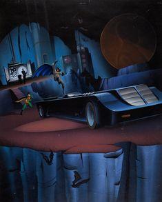 Showcase batman gifts that you can find in the market. Get your batman gifts ideas now. Batman Painting, Batman Artwork, Batman Wallpaper, Batman Y Robin, Batman Vs Superman, Batman Arkham, Bruce Timm, Dc Comics, Univers Dc