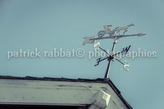 Wind Vane Fine Art Photography Weather Vane by PatrickRabbatPhotos