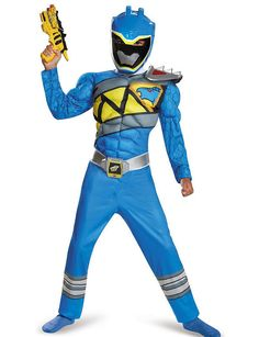 Shop today for 2-pc. Kids Power Rangers Dino Charge Blue Ranger Muscle Costume & deals on Kid Costumes! Official site for Stage, Peebles, Goodys, Palais Royal & Bealls.