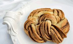 Orange Cinnamon Vanilla Twisted Sister Pastry from Artisan Bread in five minutes  @fatpiginthemarket