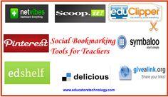 Social bookmarking tools