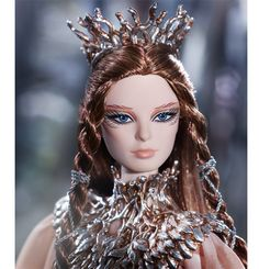 Lady of the White Woods™ Barbie® Doll | Barbie Collector - Louboutin Head Mold, Direct Exclusive, Members Only Doll, $100.00