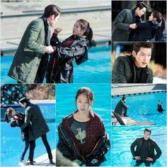 nice 11.13.2013 New Still Photo of Kim Woo Bin and Park Shin Hye