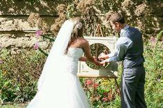 Love Locks instead of Unity Candle/Sand. Hindu Wedding Ceremony, Marriage Reception, Wedding Day, Groom Ties, Groom Looks, Married Woman, How To Make Shorts, Elegant Wedding, Wedding Styles