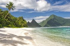 Ofu Island, American Samoa (I lived here!) Links to Lonely Planet's Top 10 US Travel Destinations for 2013
