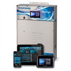 Turn your pool heater, light or pump on using your iPhone or any other smart phone with the Hayward Omnilogic from PoolWarehouse.com
