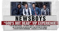 Newsboys - rockin out in praise of Christ!
