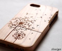 Real wood phone case,wooden iPhone 5C Case, Wood iPhone 5C Case,iPhone 5C case, For iPhone 5/5s/5c/4s Case,Gift,Eco-friendly on Etsy, $18.00