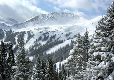 Loveland Ski Area, Colorado- The best for low key, easily accessiblle, affordable family skiing!