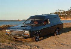 Valiant Chrysler Panel Van
