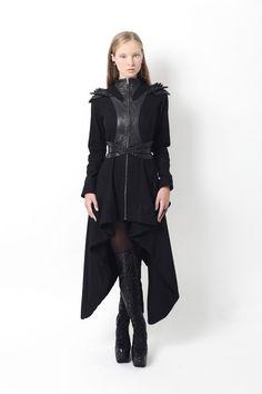 Plated Longcoat