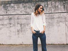Threads :: White & Denim — Bethany Menzel
