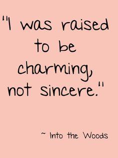 #IntoTheWoods #Theatre #Quote