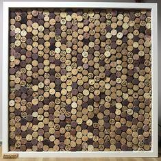 My cork board. :) 50/50cm *handmade *diy