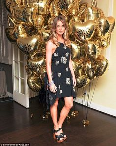 Cressida Bonas..... - Celebrity Fashion Trends
