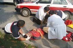 Encontronazo deja dos heridos