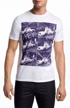 Obey 'Combat Collage' Graphic T-Shirt available at #Nordstrom