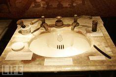 Titanic artifact