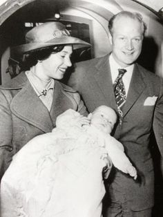 Princesse Benedikte de Danemark et Sayn-Wittgenstein-Berlebourget & Prince Richard de Sayn-Wittgenstein-Berleburg