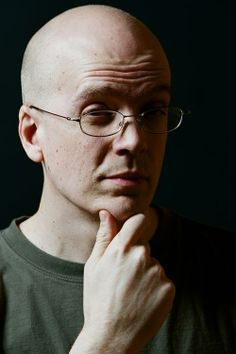 Devin Townsend--mad genius, I absolutely adore this brilliant man.. mancandy to my ears!