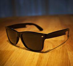 JackHawk 9000 - Titanium Bottle Opener Sunglasses by Commons Designs Group — Kickstarter