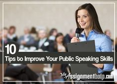 10 Tips to Improve Your Public Speaking Skills