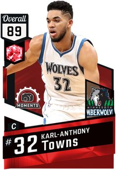 Karl-Anthony Towns against the Rockets on December 17th (L) : 43 min, 41 pts, 16 reb, 5 ast, 15-28 from the field, 10-12 from FT.