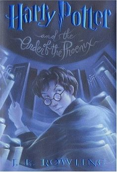 My least favorite book. When I read it I was pissed everyone was so mad at and mean to Harry.