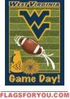 Game Day - WVU Garden Flag