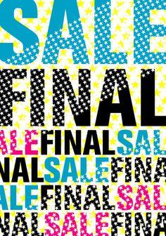 KALIPEさんの提案 - カジュアルアパレルショップのサマーセール用ポスター | クラウドソーシング「ランサーズ」 Pop Design, Layout Design, Graphic Design, Typo Poster, For Sale Sign, Sale Banner, Sale Poster, Design Elements, Pop Art