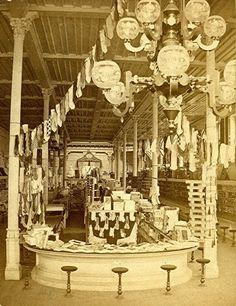 Inside T.A. Chapman's, 1873