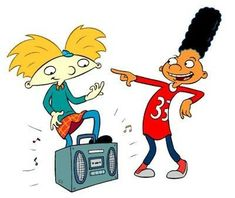 Cartoon Shows, Cartoon Pics, Cartoon Characters, Hey Arnold, Old School Cartoons, Cool Cartoons, Classic Cartoons, 90s Childhood, Childhood Memories