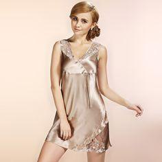 silk pajamas best silk robes silk chemise nightwear    https://www.snowbedding.com/