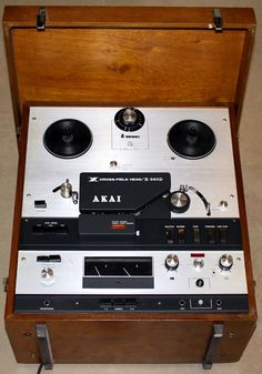 67 best vintage tape recorder collection joe haupt images in 2019 rh pinterest com