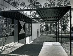 1945 - case study house Eames/Saarinen